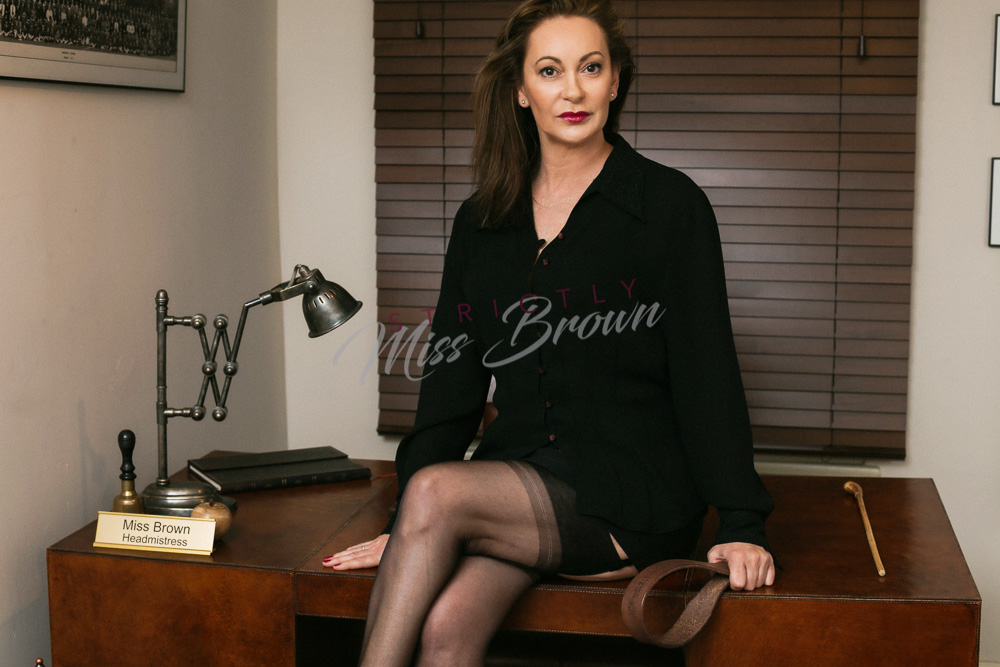 many lessons will be learned from corporal punishment role play with uk mistress miss brown